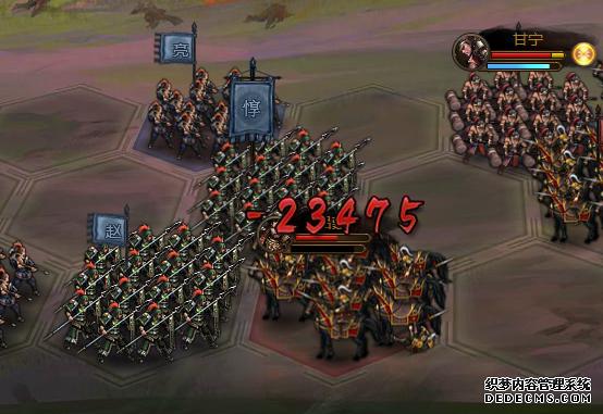 冲锋陷阵――骑兵生存能力评测报告